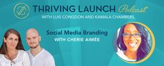 Social Media Branding – Cherie Aimée