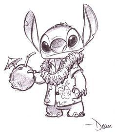 Si. A Daniela le gusta Stitch