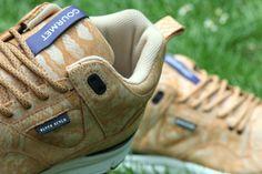 BLACK SCALE x GOURMET THE 35 LITE LX (WHITE PYTHON) | Sneaker Freaker
