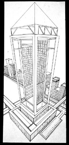 3 point perspective skyscraper- has three vanishing points...all of which may not be on the picture plane. How can you tell if its 1, 2, or 3 point perspective?