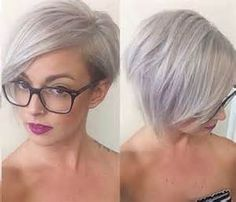 14 Short Hairstyles For Gray Hair | Short Hairstyles 2015 - 2016 ...