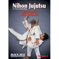 Nihon Jujutsu, Vol. 2: Throwing Techniques (DVD) http://www.amazon.com/dp/1581333641/?tag=dismp4pla-20  http://www.bumon.es    En Bumon ense�amos jujutsu visitanos en http://www.bumon.es