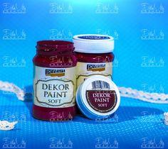 DolceVita Kreativ - kreatívne potreby pre tvorivé duše Decoupage, Jar, Painting, Food, Painting Art, Essen, Paintings, Meals, Painted Canvas