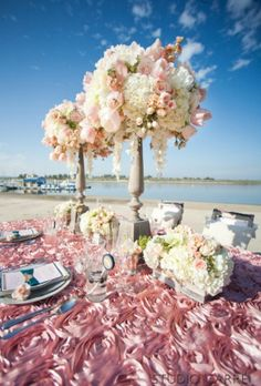 Tablescapes And Settings