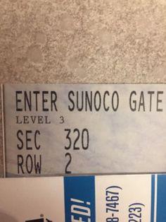 #Tickets 2 Tickets NASCAR Daytona 500, Monster Energy Cup Series, 2/26/17 Sec320 Row2 #Tickets