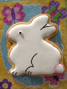 Rabbit Cookie by Carmen