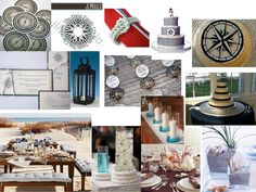 nautical wedding theme   Real Wedding Question: Maritime/Nautical Theme – Fun but not Funny ...