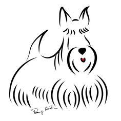 Scottish Terrier, dog