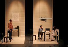 Scenografie An Somers Belgie Voorstelling Dood Verlangen, Kunstencentrum Moonbeat
