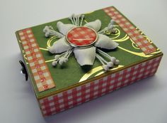 Altered matchbox