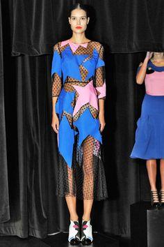 London Fashion Week, SS '14, Tata Naka