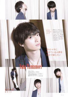 Johnnys JE Yuta Tamamori, Pisces, Kawaii, Japanese, Actors, Sexy, Asia, Movie Posters, Color