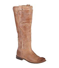 Frye Paige Tall Riding Boots #Dillards