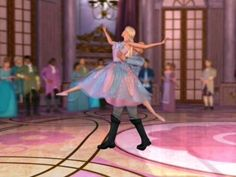Barbie of Swan Lake - barbie-movies Screencap. Siblings, Siberia and Daniel, are sixteen and seventeen, likes being in dancing shows, dancing together and animals, need a good home together!
