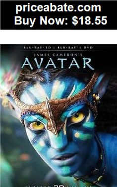 Music-Albums: Avatar (Blu-ray/DVD, 2012, 2-Disc Set, Limited Edition; 2D/3D) - BUY IT NOW ONLY $18.55