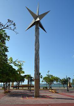 Puerto Rico Esculturas en Catano