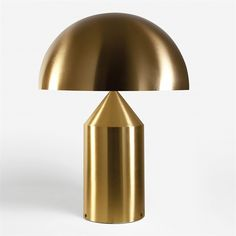 ATOLLO TABLE LARGE GOLD