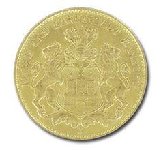 Freie Hansestadt Hamburg, 10 Mark, 3.58g Gold, 1873-1913, Gold, Deutschland, 3.58g   CoinInvest