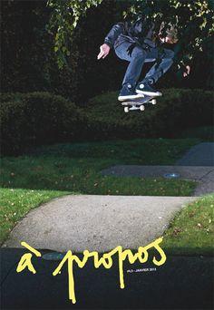 à propos N°4,5 - Skate Mag - Paris