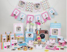 Kit digital completo para festa infantis