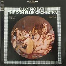 The Don Ellis Orchestra Electric Bath COLUMBIA CS9585