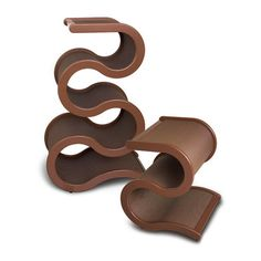 CurvyNest Cat Tree from Catswall (Brown