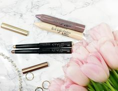 Mateja's Beauty Blog: Budget Cream Eyeshadows: Catrice Stylo Eyeshadow Pen and Essence 2 in 1 Eye Shadow & Liner