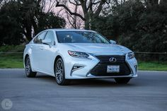 The Lexus ES made its debut in 1989 as the ES 250 which was based on the Toyota Camry. Lexus then created the ES. Lexus Rx 350, Lexus Es, Lexus Models, Isuzu D Max, New Chevy, New Hyundai, Jaguar Xf, Cadillac Cts, Cars