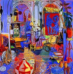 Studio Studies | At Home & Afield Matisse Art, Henri Matisse, Matisse Paintings, Pinturas Art Deco, Fauvism Art, A Level Art, Indigenous Art, Art Images, Art Inspo