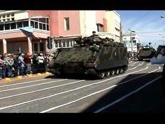 Carro de Combate Blindado de Guerra URUTU , 13 Tomelada  .1003