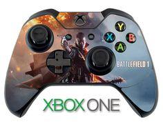 Battlefield 1 Skin Xbox One Controller Skin Wrap Sticker Xbox 1 Skin