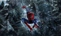 Sony Imageworks just released a slew of behind the scenes VFX breakdowns for the new The Amazing Spider-Man 2movie with commentary from David Smith (Digital FX Supervisor) and David Schaub (Animation Supervisor).