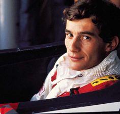Ayrton Senna, 1984