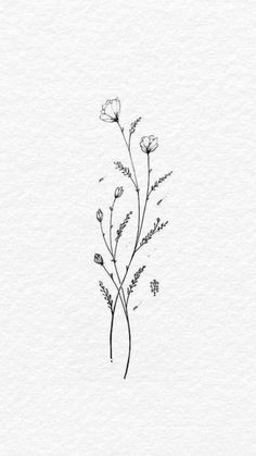 Touch - tattoo ideas - # touch Tattoo - tattoo style diy tattoo images - t Subtle Tattoos, Dainty Tattoos, White Tattoos, Floral Tattoo Design, Flower Tattoo Designs, Small Flower Tattoos, Tattoo Floral, Small Tattoo Designs, Tattoo Ideas Flower