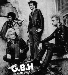 Charged G.B.H.