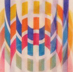 Curb Agamograph 2010 by Yaacov Agam