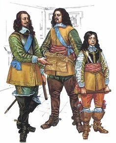 King Charles I, Sir Edward Walker and Prince Charles