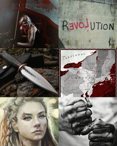 Captain Diana Farley. The Red Queen Series