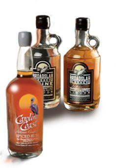 North Carolina Moonshine, Whiskey & Rum - Broadslab Distillery