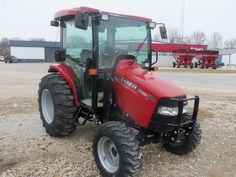 CaseiH Farmall  50B IVT cab tractor