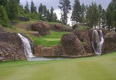 The Club at Black Rock - Coeur d'Alene, Idaho - Golf Course Picture