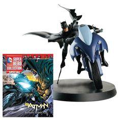 BLOG DOS BRINQUEDOS: Batman and Batcycle Best Of Figure