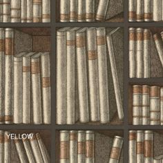 A wall of books! Wallpaper