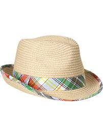 Baby fedora! I want this for my little guy!
