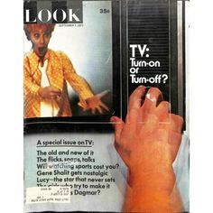 Cover Print of Look Magazine, September 7 1971 | $6.40