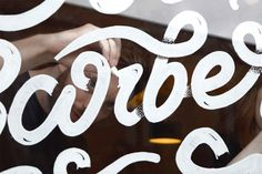 Lettering & Typographic Artworks by Craig Black