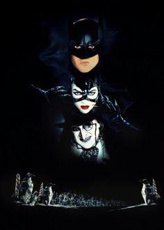 The Bat...The Cat...The Penguin...Batman Returns (1992)