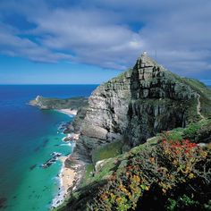 Cape Point, South Africa - My favorite place in the whole wide world .......... that I've been to.