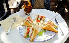 Geneva tops 2014 Club Sandwich Index - Geneva in Switzerland topped the index for the second year running, with an average price of $32.60 for each sandwich, followed by Paris ($29.36).  To compile the ranking, researchers at hotels.com calculated the average price of a club sandwich in 30 hotels located in each destination. In total, 840 hotels ranging from three to five-star categories were canvassed. #clubsandwich #geneva #luxury #realestate #westlakevillage #yum #club @We ♥ Hotels.com