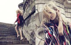 Photographer : Marjolijn de Groot @ c'est la vie for Harper's Bazaar Hong Kong